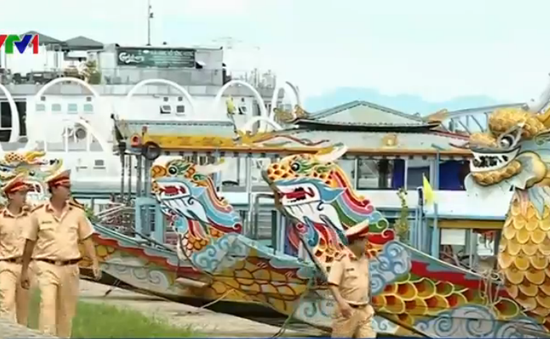 Thừa Thiên - Huế đảm bảo tốt an toàn du lịch đường thủy