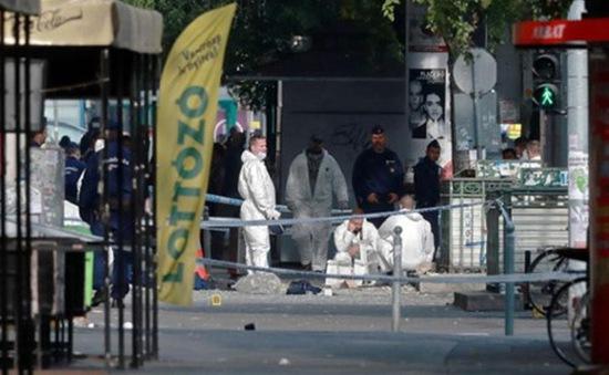 Cảnh sát là mục tiêu của vụ nổ ở Hungary