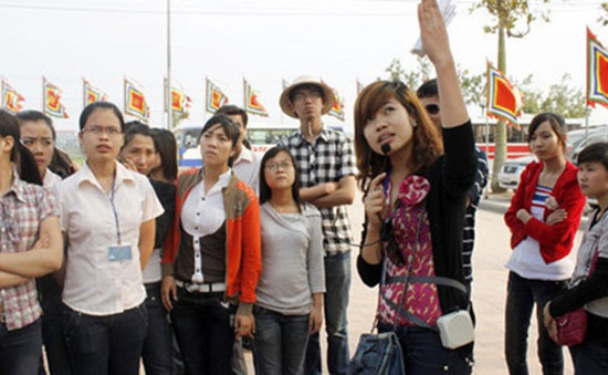 Tìm giải pháp nâng cao số lượng HDV cho thị trường khách Trung Quốc