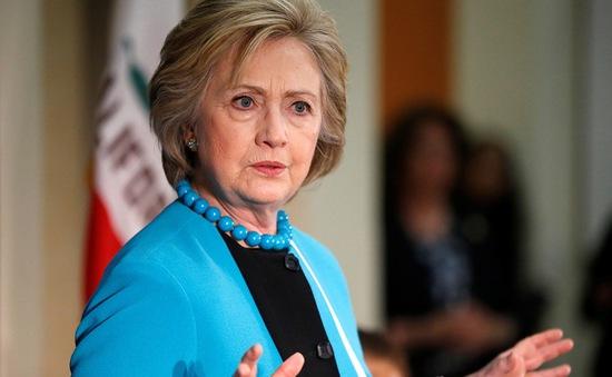 Bà Hilary thực sự có cơ hội bứt phá?