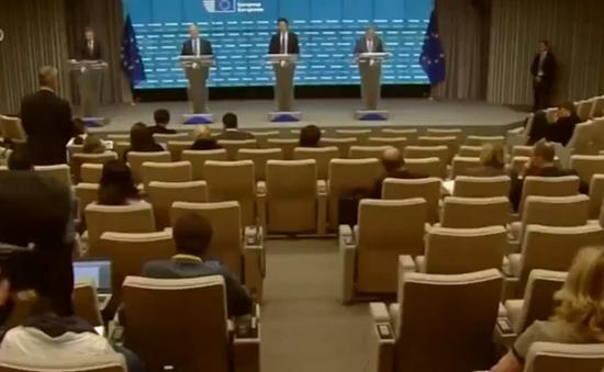 Hy Lạp đạt thỏa thuận với các chủ nợ châu Âu