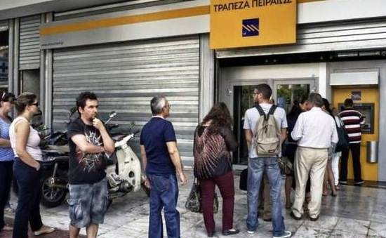 Hy Lạp chính thức thoát khỏi giảm phát