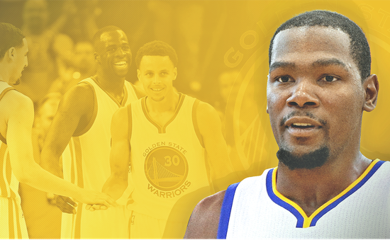 NBA: Phản ứng của truyền thống sau khi Kevin Durant gia nhập Golden State