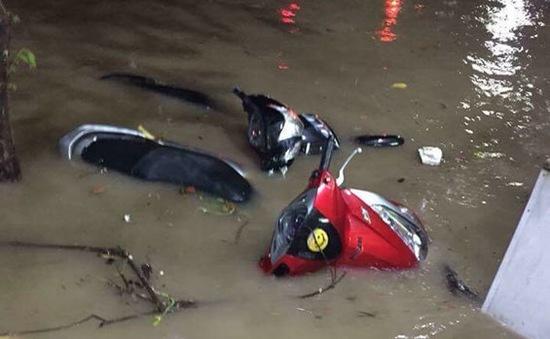 Mưa lũ tại Thái Nguyên khiến 2 người thiệt mạng