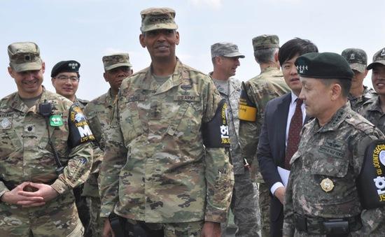 Mỹ, Nhật, Hàn Quốc dự kiến diễn tập cảnh báo tên lửa