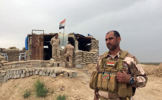 Iraq chuyển vũ khí hạng nặng ra tiền tuyến trước trận chiến Mosul