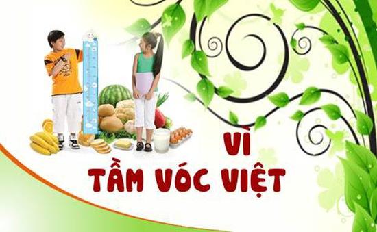 Vì tầm vóc Việt - Cùng VTV24 cải thiện chiều cao của người Việt
