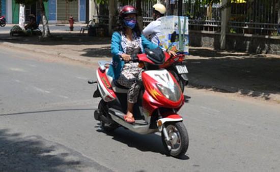 Miễn phí đăng kí xe máy điện, mô tô điện đến ngày 30/6