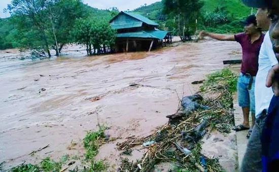 Sự cố thủy điện Sông Bung 2: Vẫn còn 5 người dân mất tích