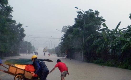 Sự kiện nổi bật tuần: Nhiều người thiệt mạng do mưa lũ ở miền Trung