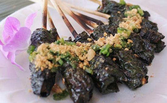 Cách làm món thịt trâu cuốn lá lốt thơm ngon khó cưỡng