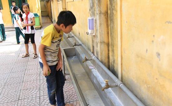 Hà Nội sẽ cải tạo 2.700 nhà vệ sinh chưa đạt chuẩn tại trường học