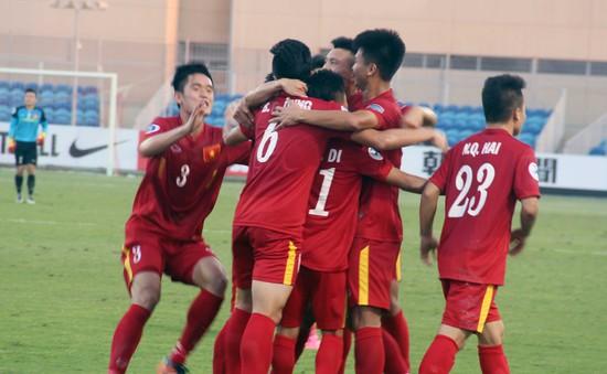 U19 Việt Nam chia điểm với UAE sau tấm thẻ đỏ gây tranh cãi