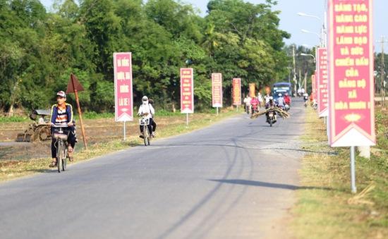 134 tỷ đồng xây dựng nông thôn mới tại Hòa Vang, Đà Nẵng