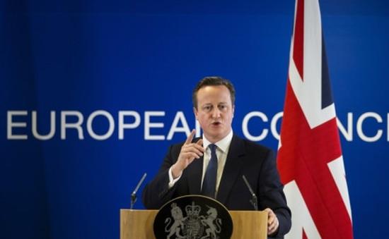 """Thủ tướng Cameron: Anh không có """"đường lùi"""" nếu rời EU"""