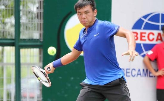 Lý Hoàng Nam vượt qua vòng 1 Giải quần vợt F9 Futures