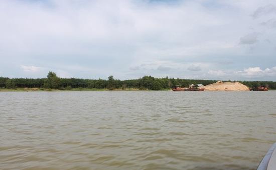 Hồ Dầu Tiếng xả lũ khẩn cấp xuống hạ lưu sông Sài Gòn