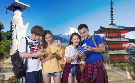 """DataRoam Like Home - Lướt mạng tại Nhật Bản và Hàn Quốc rẻ như """"ở nhà"""""""