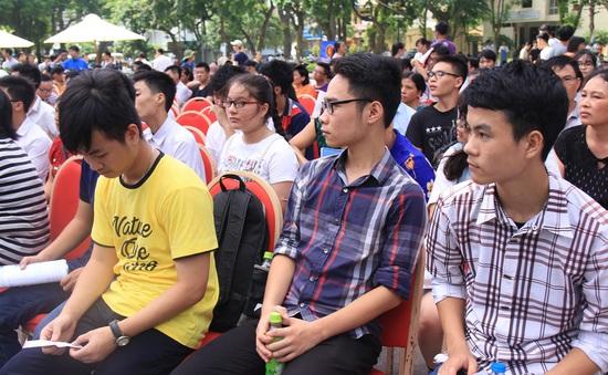 58 thí sinh được xét tuyển thẳng vào Đại học Y Hà Nội