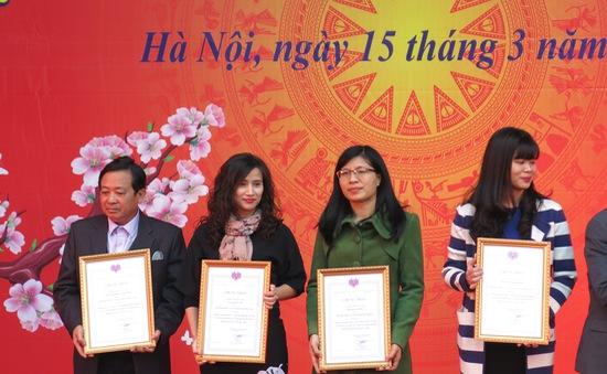 Đài Truyền hình Việt Nam giành ba giải thưởng tại Hội báo toàn quốc 2016
