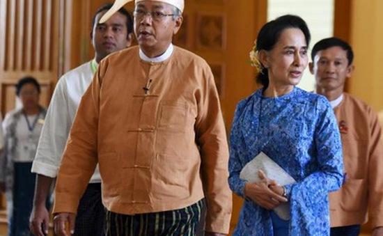 Tân Chính phủ Myanmar đối diện nhiều thách thức