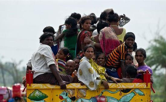 Hàng nghìn người dân Ấn Độ phải di tản vì nắng nóng