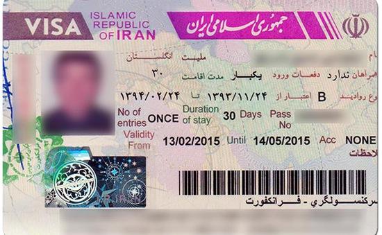 Iran điều chỉnh quy chế cấp thị thực cho 180 quốc gia