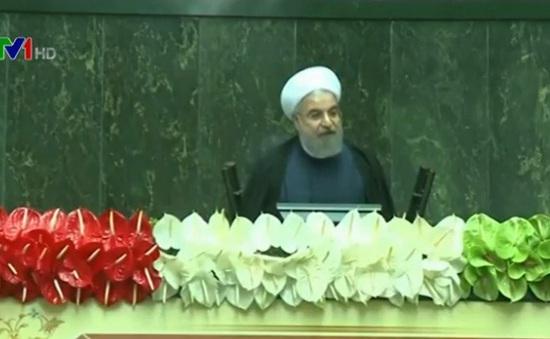 Ông Larijani tái đắc cử Chủ tịch Quốc hội Iran