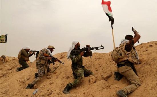 Lực lượng an ninh Iraq đẩy lùi cuộc tấn công của IS ở tỉnh Anbar