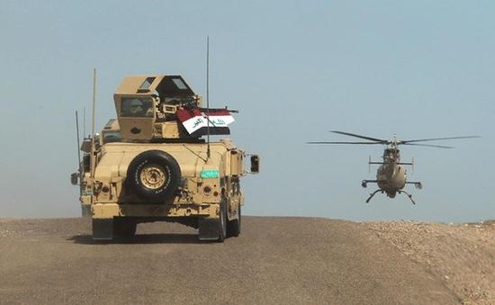 Iraq giành lại nhiều thị trấn từ tay IS