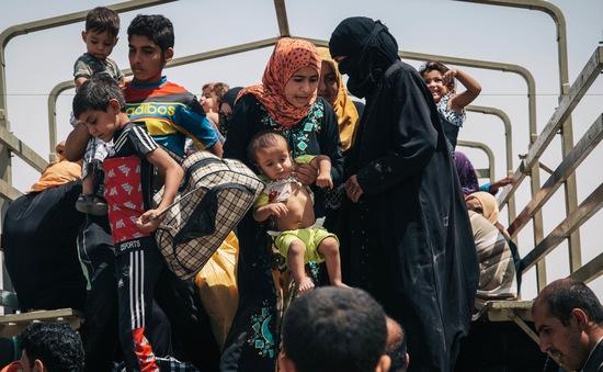 LHQ cảnh báo khủng hoảng nhân đạo nghiêm trọng tại Mosul (Iraq)