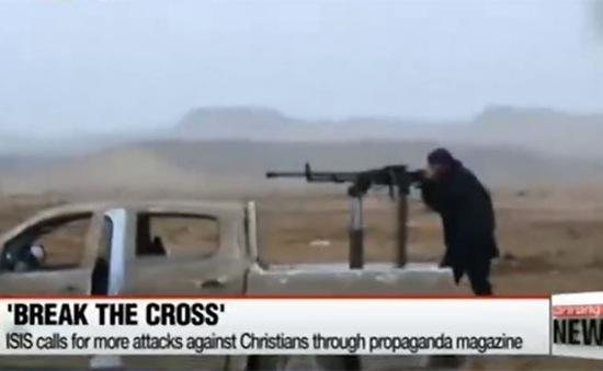 IS xuất bản tạp chí kêu gọi tấn công người Cơ Đốc giáo