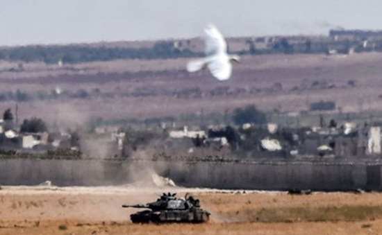 IS mất hoàn toàn quyền kiểm soát biên giới Syria - Thổ Nhĩ Kỳ