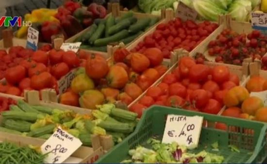 Italy thông qua Luật chống lãng phí thực phẩm