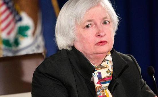 Chủ tịch FED điều trần tại Quốc hội Mỹ sau bê bối Wells Fargo