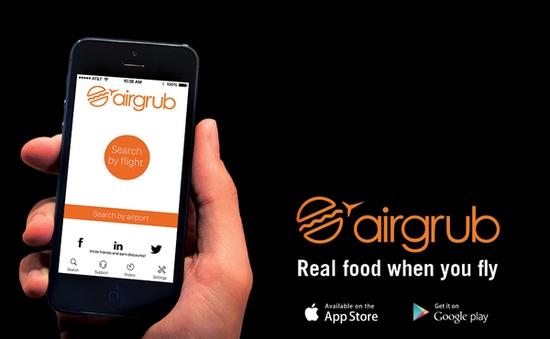 Ứng dụng đặt đồ ăn nhanh cho hành khách tại các sân bay Mỹ