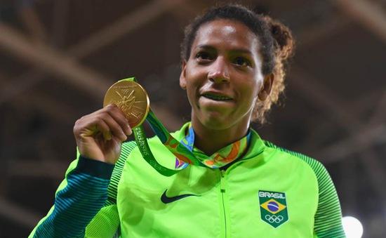 Olympic Rio 2016: Chủ nhà Brazil đã có HCV đầu tiên