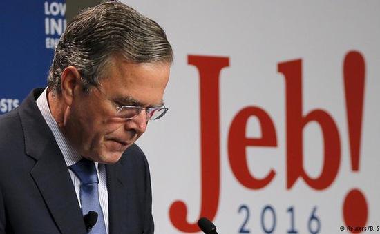 Jeb Bush - Ứng viên tranh cử tốn kém nhất và ít thành công nhất