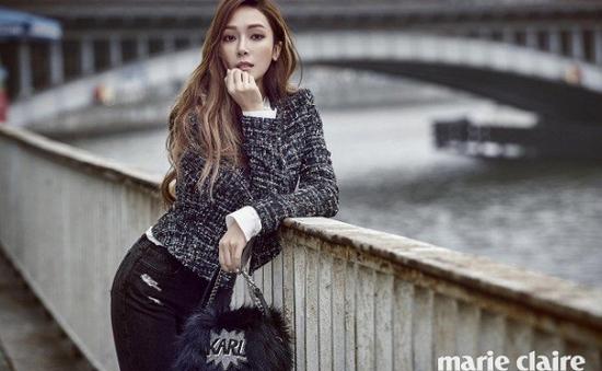 Học lỏm bí quyết mặc đồ ngày lạnh đẹp như Jessica