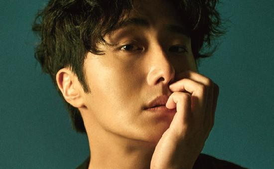 Mỹ nam Jung Il Woo mơ màng trên bìa tạp chí W