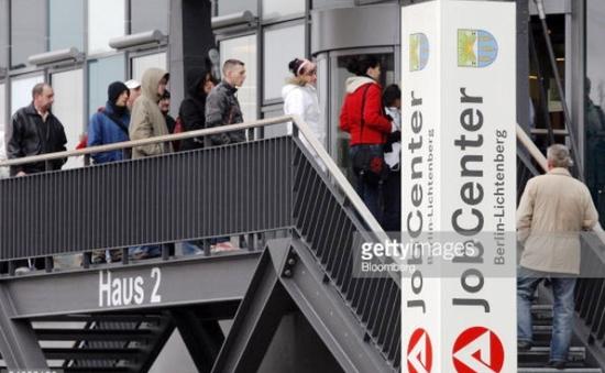 Nạn thất nghiệp tại châu Âu đang lui dần