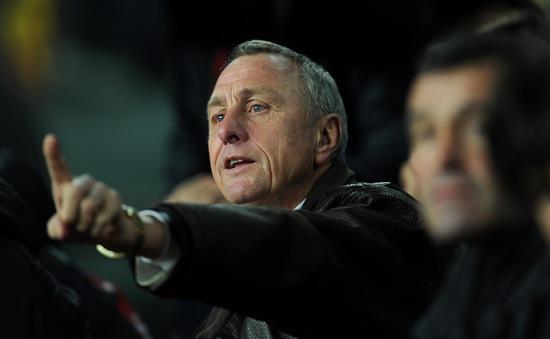 Triết lý Johan Cruyff: Đỉnh cao là sự giản đơn