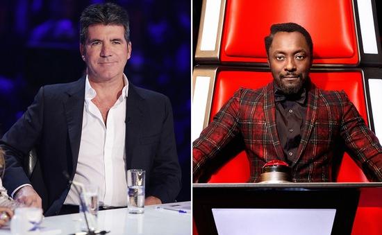 """Simon Cowell là """"quái vật"""" trong mắt giám khảo The Voice Anh"""