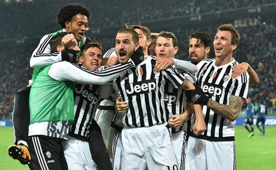 Đánh bại Inter Milan, Juventus tiếp tục ngự trị ngôi đầu Serie A
