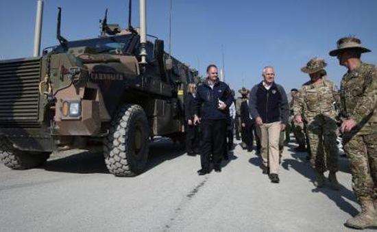 Australia sẽ cử thêm binh sĩ tới Afghanistan
