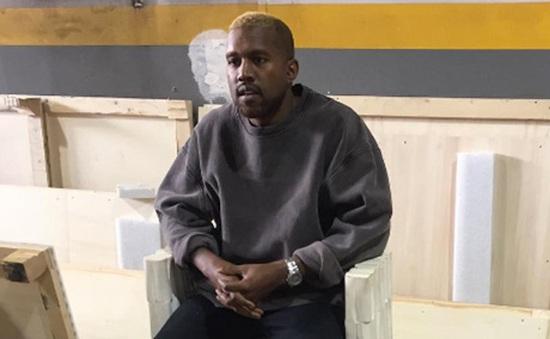 Kanye West lần đầu xuất hiện trước công chúng kể từ khi đổ bệnh