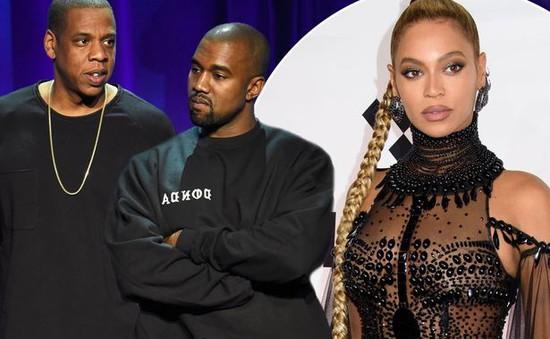 Beyonce cầu xin Jay Z làm lành lại với Kanye West