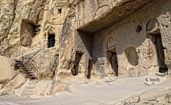 Kinh ngạc thành phố ngầm khổng lồ hơn 5.000 tuổi tại Thổ Nhĩ Kỳ