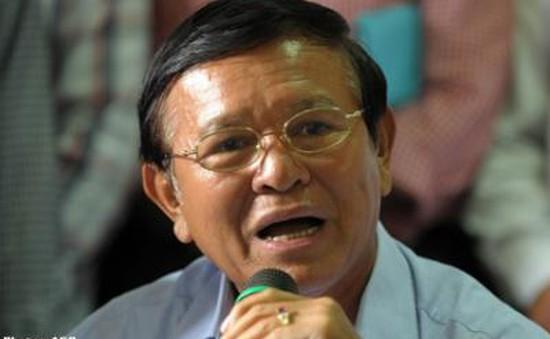 Tòa phúc thẩm Campuchia giữ y án đối với ông Kem Sokha