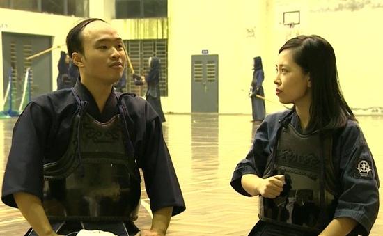 Cách mặc một bộ giáp của môn Kendo